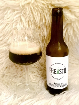 Freistil black ipa