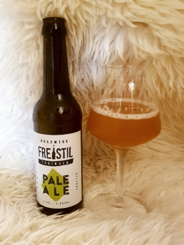 Freistil pale ale