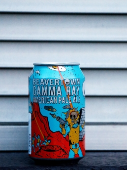 Beavertown Gamma Ray American Pale Ale