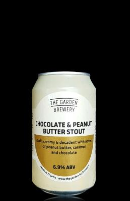 Garden Brewery Chocolate & Peanut Butter Stout dose