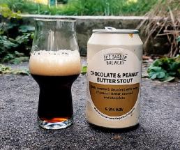 Garden Brewery Chocolate & Peanut Butter Stout