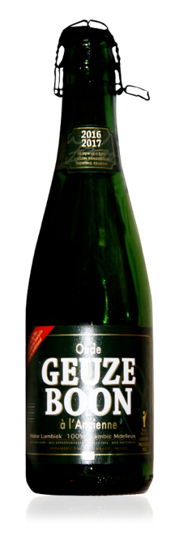 Oude Geuze Boon a l'ancienne 2016 flasche