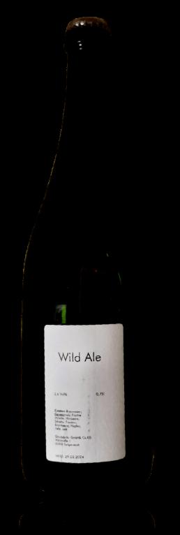 Glaabsbräu Wild Ale flasche