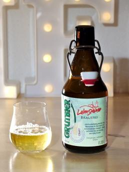 Lahnsteiner Brauerei Grutbier