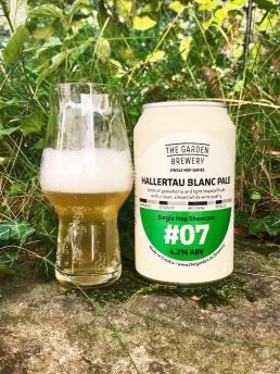 Hallertauer Blanc Pale