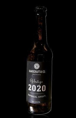 Hanscraft & Co Vintage 2020 flasche
