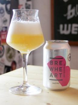 BrewHeart Hazyri