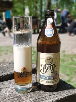 Berg Hefeweizen alkoholfrei