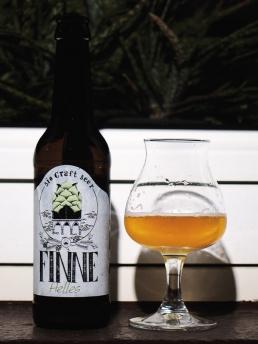 Finne Brauerei helles