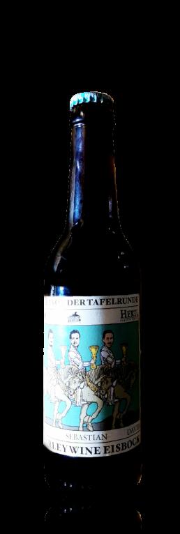 Hertl Barley Wine Eisbock flasche