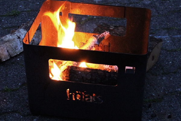Höfats Feuerkorb