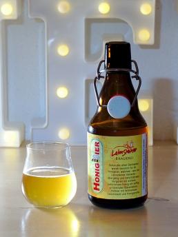 Lahnsteiner Brauerei Honigbier