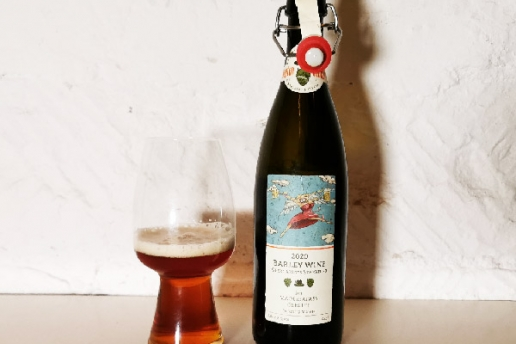 Hopfenhäcker Barley Wine 2020