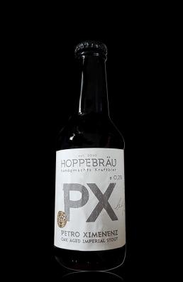 Hoppebräu PX Flasche