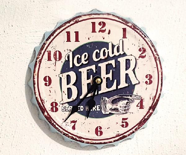 HTI Bier Uhr