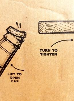 bottle opener manual 1