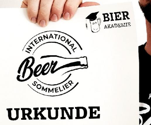 Ausbildung zum International Beer Sommelier
