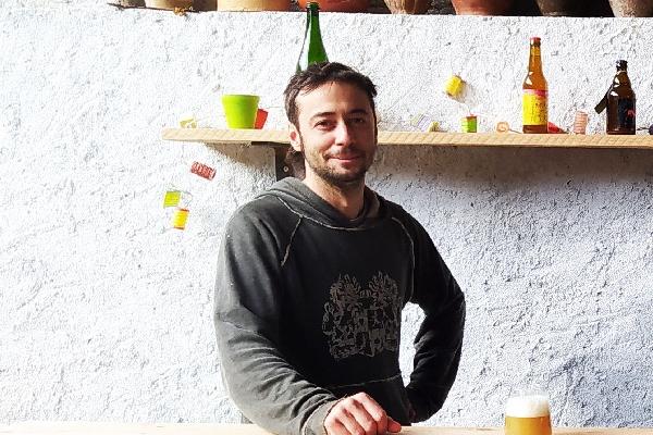 Guillem und Peb von Santa Pau Aleworks