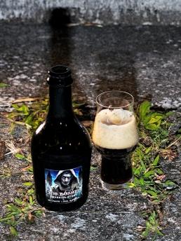 Brauerei Aldersbacher into darkness