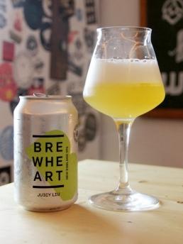 BrewHeart Juicy Liu