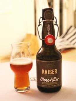 Kaiser Brauerei dunkles Kellerbier