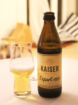 Kaiser Brauerei Export 1881