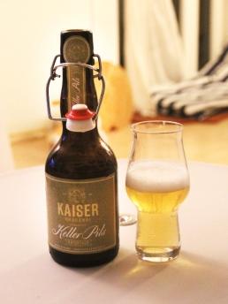 Kaiser Brauerei Keller Pils