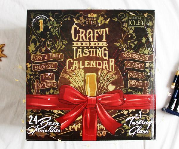 Kalea Craft Beer Advent Calendar International