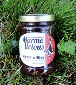 Marmelicious Kirsche Bier