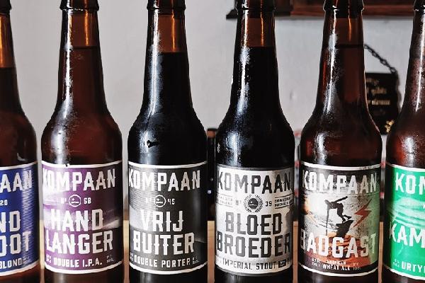 Kompaan Brouwerij Basics