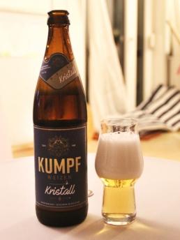 Kaiser Brauerei Kumf Kristall Weizen