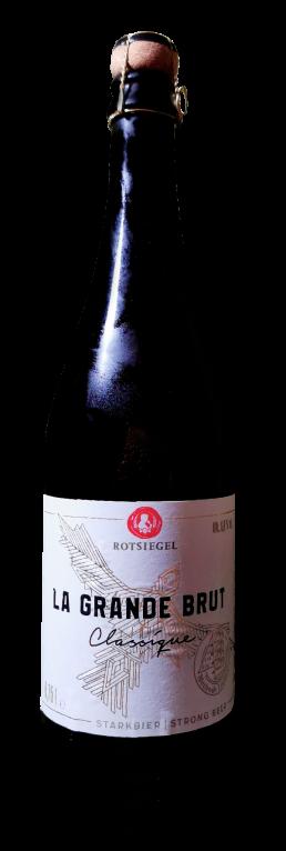 Rotsiegel La Grande Brut Classique flasche