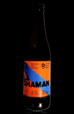 Brussels Beer Project La Shaman flasche