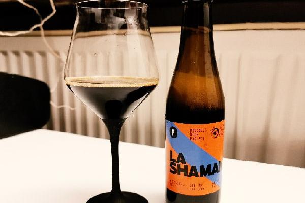 Brussels Beer Project La Shaman