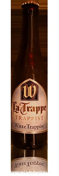 La Trappe Witte Trappist Flasche
