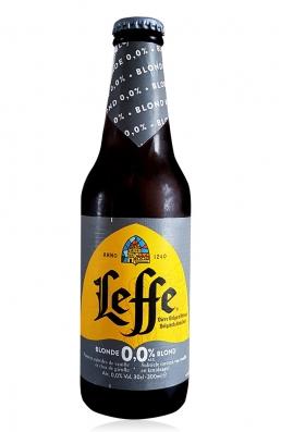 Leffe Blond alkoholfrei flasche