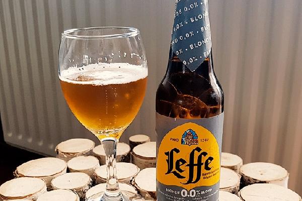 Leffe Blond alkoholfrei