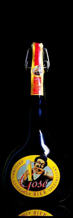 Bayrischer Bahnhof Leipziger Gose flasche