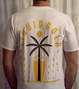 Beer Co liquid gold shirt