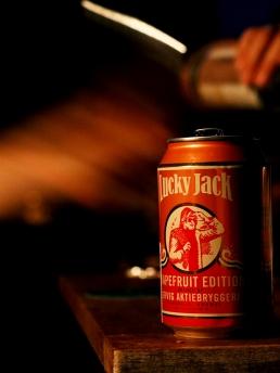 Lucky Jack Lervig Grapefruit Edition