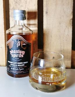 Phantom Spirits x Mikkeller Beer Geek Cocoa Shake