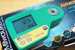 Milwuakee Refraktometer