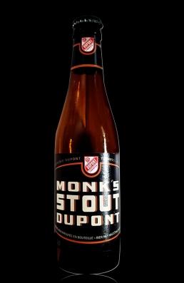 Dupont Monk's Stout flasche