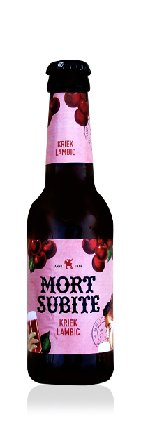 Mort Subite Kriek Lambic flasche