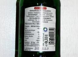 Neumarkter Lammsbräu etikett
