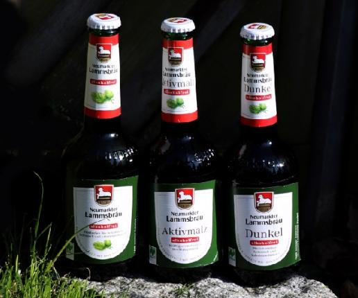 Neumarkter Lammsbräu alkoholfrei