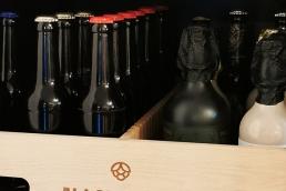 Ninkasi Bier Kühlschrank