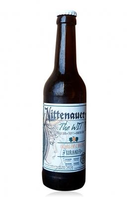 Nittenauer Wit alkoholfrei flasche