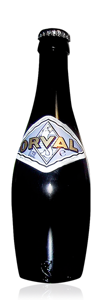 Orval Flasche