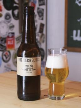 Pale Ale - Amarillo Cascade Vic Secret